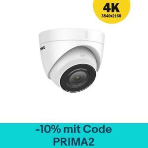 ANNKE C800 4K 8MP POE Überwachungskamera Mit Mikrofon IP67 IP Kamera H.265+