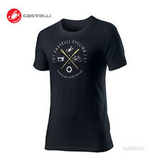 Bare Arms Cycling Promotional T-shirt cervelo castelli fixed-gear bianchi