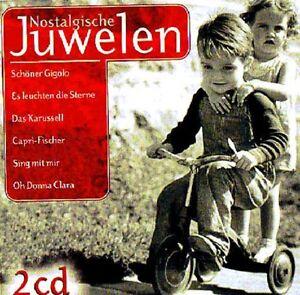 NOSTAGLISCHE-JUWELEN-2CD-Box-78rpm-time-NEU-amp-OVP-Flex-Media-2005-40Tracks