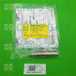 1PCS-nouveau-PEPPERL-FUCHS-Inductive-Sensor-NBB8-18GM50-E2-V1