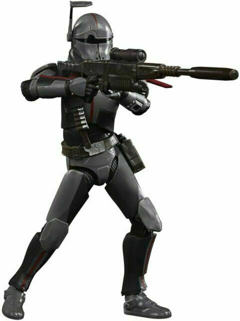 "Hasbro Star Wars The Black Series Crosshair 6/"" Action Figure for sale online"