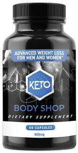 Keto Pills - Weight Loss - Burn Fat Fast - Energy Booster - Appetite Suppressant