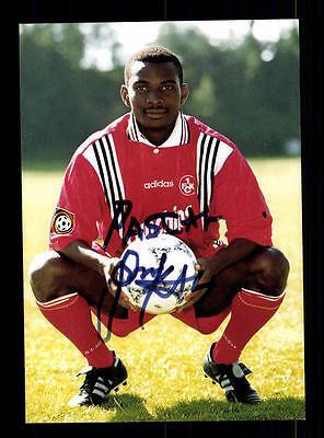 Patrick Weiser Autogrammkarte 1 FC Köln 2011-12  Original Signiert