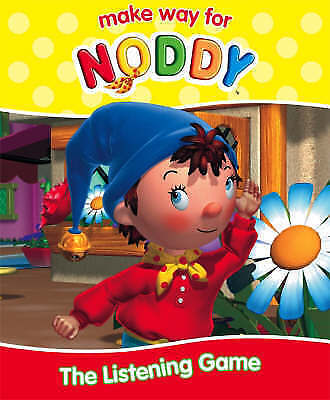 The Listening Game (Make Way for Noddy, Book 22), Blyton, Enid, Very Good Book
