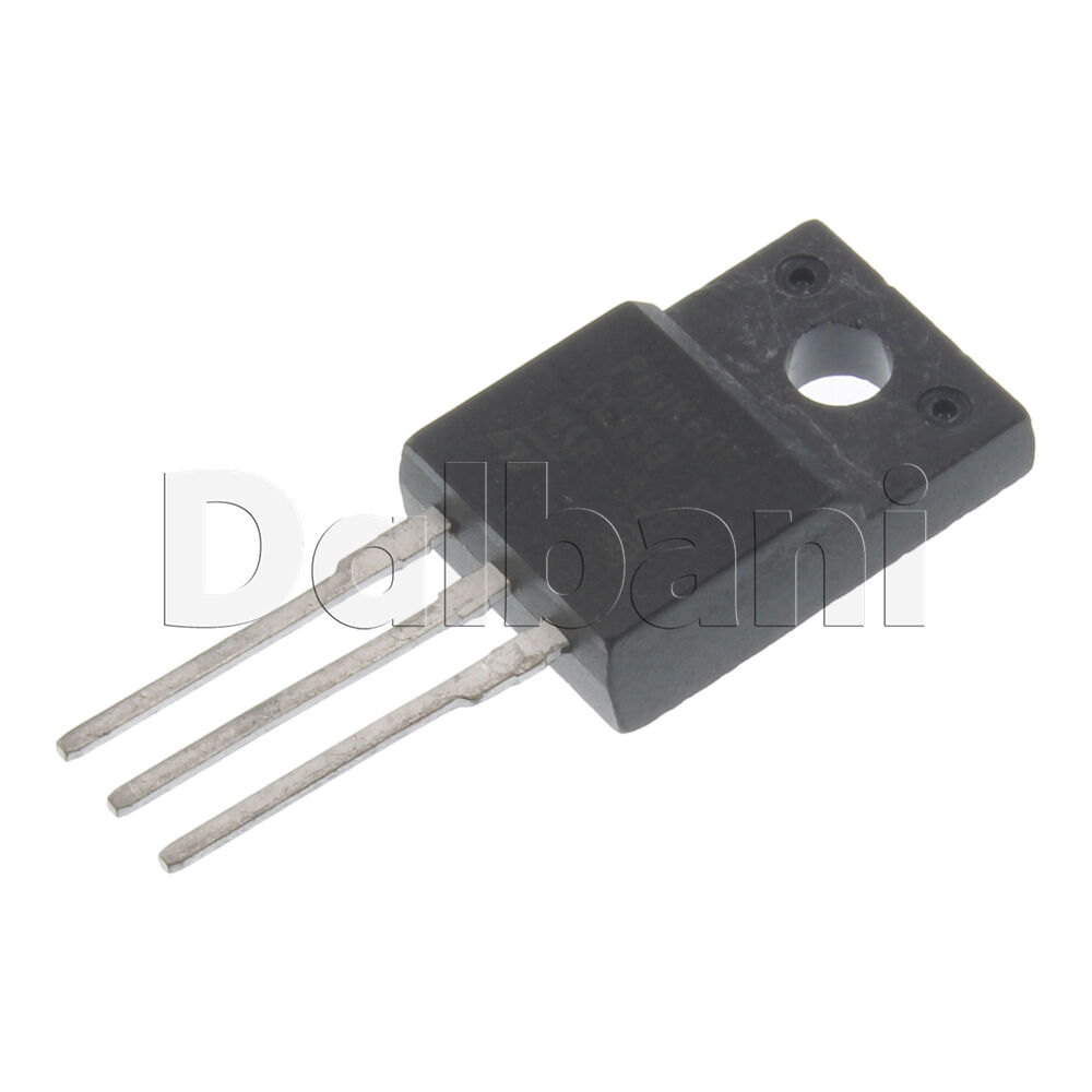 1 x vn66afd N-Channel Power Transistor 1,2 Ohm 60v 15w Siliconix to-220 1pcs