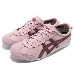6dcb220b59 Asics Onitsuka Tiger Mexico 66 Pink Purple Men Running Shoe Sneaker ...