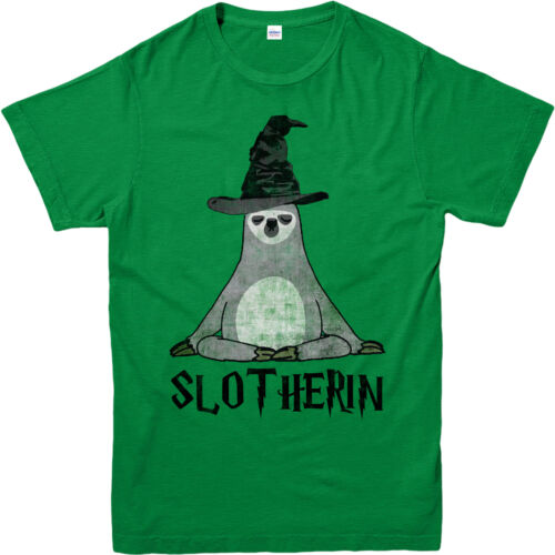 Harry Potter T-Shirt,Slotherin Spoof,Marvel Comics,Adult and kids Sizes