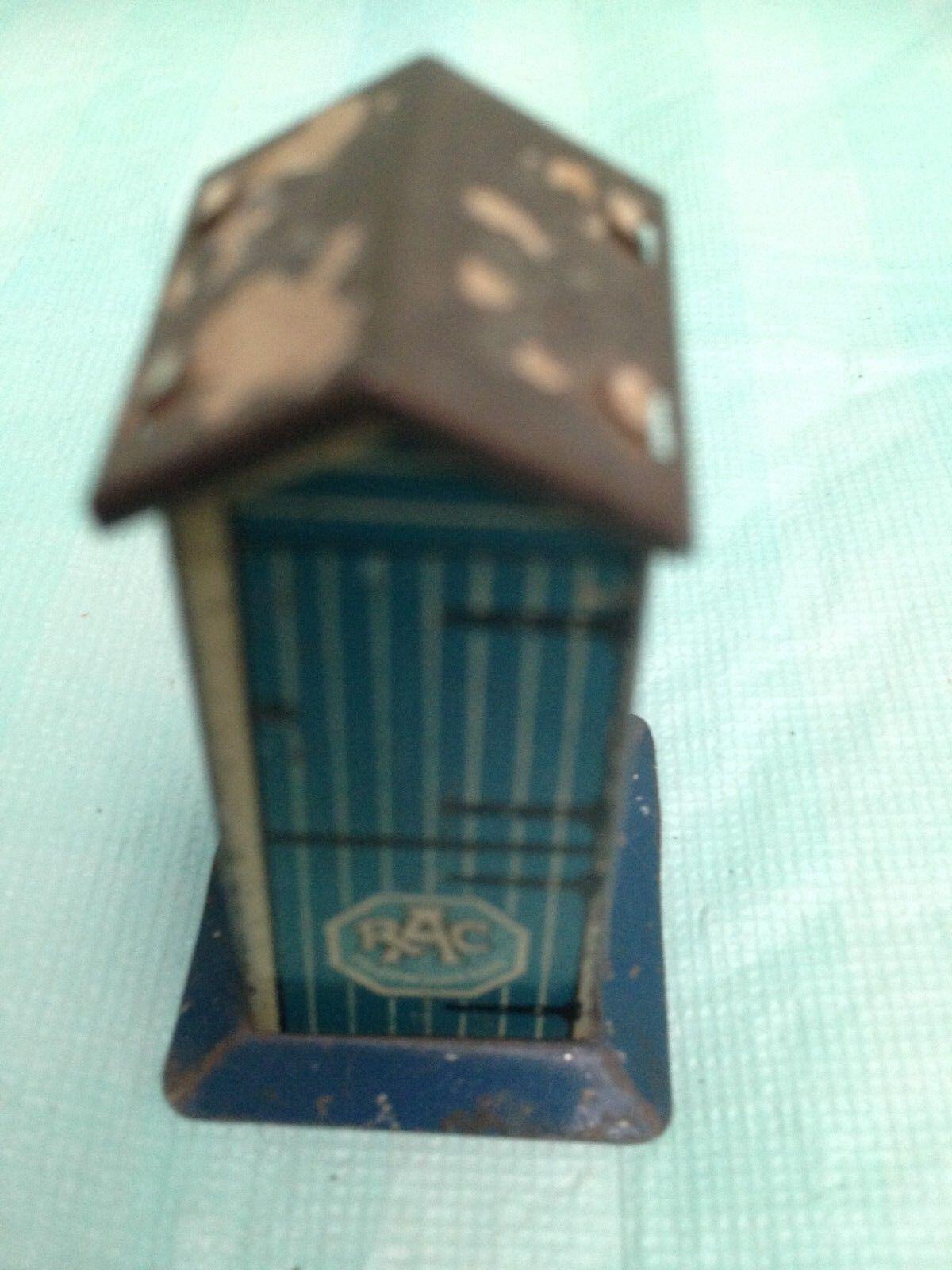 tienda de descuento Rare Vintage Dinky Accessories Tin Plate RAC Box No No No 43a  ahorra hasta un 80%