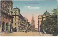 Ak Wien Reichsratsstrasse um 1915 !