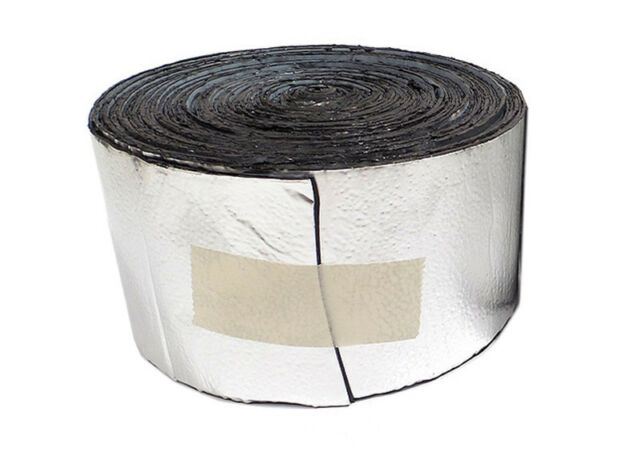 13 SQFT 50mil Car Sound Deadener Noise Insulation Roll w/ Dynamat Xtreme Sample