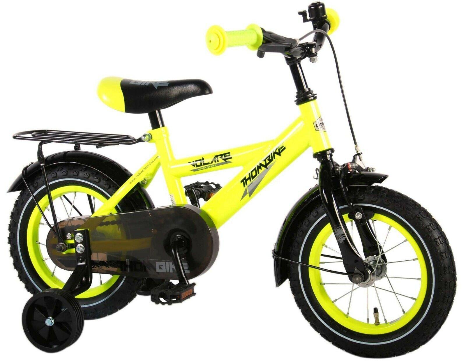 Jungenfahrrad 12 14 14 14 16   Zoll Kinderfahrrad Fahrrad Gelb Schwarz Grün Blau c7b606