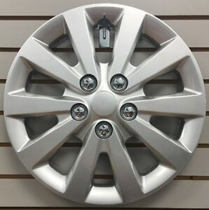 NEW-16-034-Silver-Hubcap-Wheelcover-that-FITS-2013-2019-NISSAN-SENTRA
