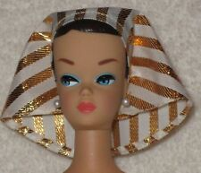 VINTAGE BARBIE REPRO/REPRODUCTION-FASHION QUEEN IN SWIMSUIT-MINT