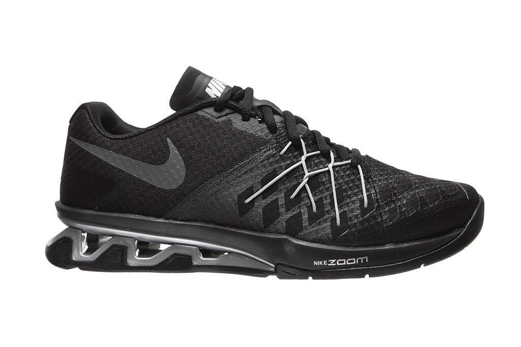 NIB Men's Authentic Nike Reax Lightspeed II Running Shoes Sneakers 852694 007