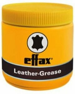 Effax-Leather-Grease-Black-or-Yellow-500ml-Leather-Conditioner-for-horses