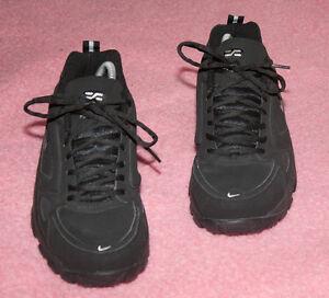 Tra Gr Schwarz neuw Wild Schuhe Nike Schnür 45 Leder Cross ♦ qwtxWC1v