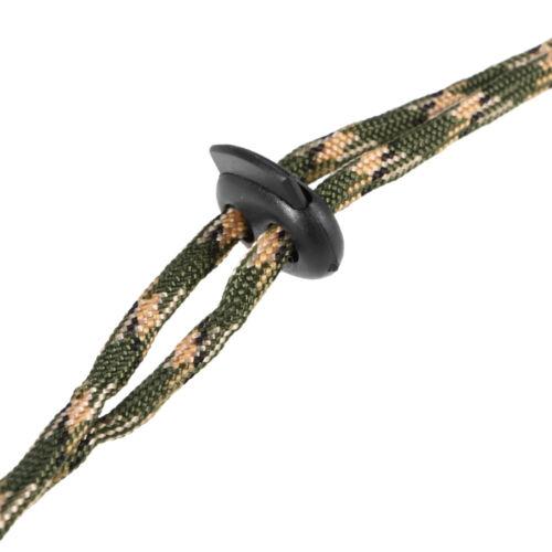 Paracord Parachute Cord Outdoor Lanyard Guy Rope 7 Strand Camping Awning X3Q9