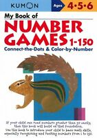 My Book Of Number Games, 1-150 (kumon Workbooks) By Money Magazine, (paperback), on sale