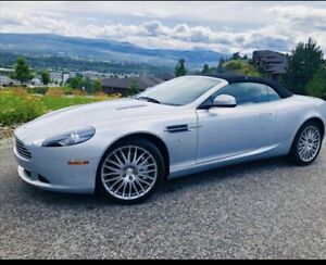 2011 Aston Martin DB9 leather