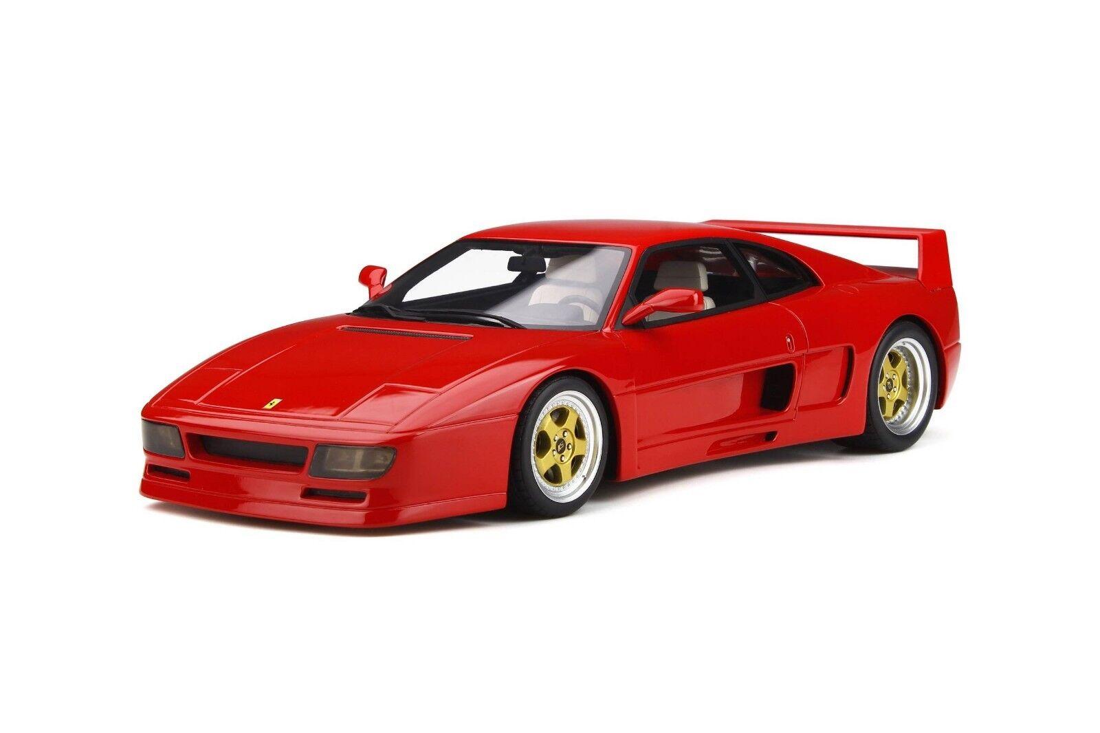 Ferrari koenig f48 rote limited edition 999 pc 1   18 - modell - auto von gt - geist gt221