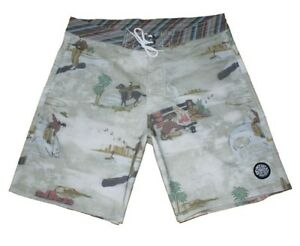 RIP-CURL-Elastane-Bermuda-Shorts-Mens-Swim-Trunks-Board-Shorts-Beach-Shorts-NWT