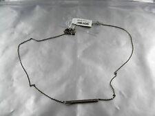 MICHAEL KORS Brillance Necklace Collier Zirkonia Silber Artikel  MKJ3776040