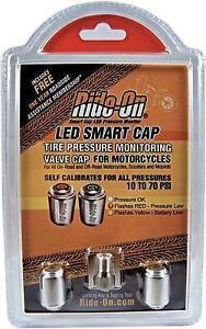 RIDE-ON-LED-Smart-Valve-Stem-Pressure-Caps-Motorcycle-Scooter-Pair-SCLP-BP2
