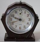 Reveil Jaz Art Deco en Bakélite Alarm Clock