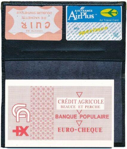 Porte Chequier Porte carte grise porte monnaie Plume color personnalise avec nom