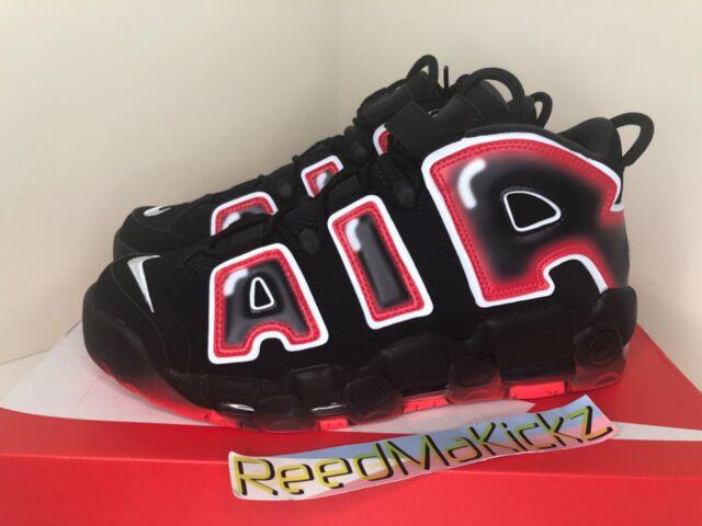 Nike Air More Uptempo Basketball Shoe