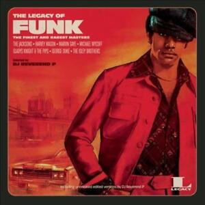 Details about VARIOUS ARTISTS - THE LEGACY OF FUNK [SONY MUSIC] NEW CD