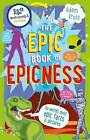 The Epic Book of Epicness: The World's Most Epic Facts by Adam Frost (Paperback, 2015)