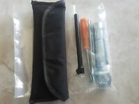 Sealed Polaris Vintage 6x6 Stock Tools Tool Bag Kit gator