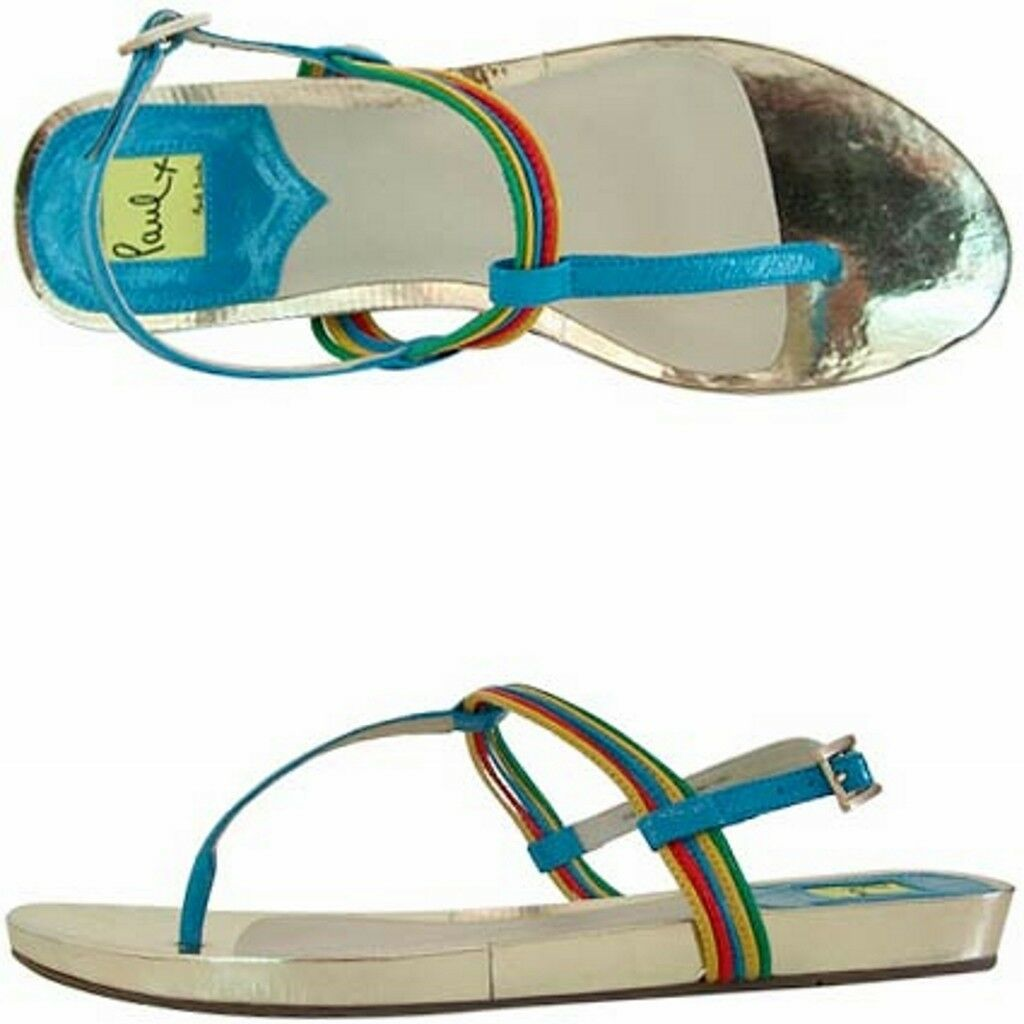 Paul Smith infradito vernice sandalo,flip flops sandals