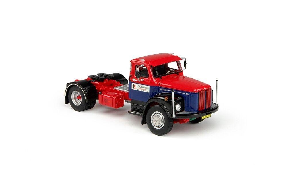 Precio al por mayor y calidad confiable. TEK68974 - Camion solo SCANIA L111 aux Colors de l'entreprise l'entreprise l'entreprise LEO SORENSEN - 1  más vendido