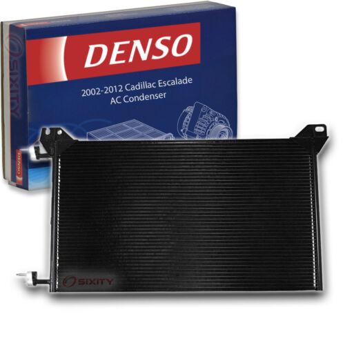 Denso AC Condenser for Cadillac Escalade 5.3L 6.2L 6.0L V8 2002-2012 HVAC rc