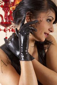 Gants-Courts-Mixte-Latex-Rubber-Unisex-Wrist-Gloves-Gummi-Handschuhe