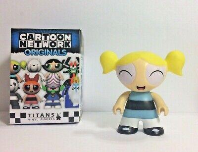 "Titans Cartoon Network Originals 3/"" Mini The PowerPuff Girls Mojo Jojo Hot Topic"
