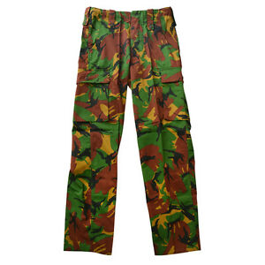 Uniforms & Bdus Jungle Tropical Combat Trousers Dpm Dragon Old Type Army Falklands Military New High Quality Pants