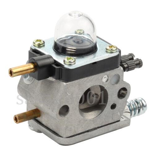 New Carburetor for Zama C1U-K54A Mantis Tiller 7222 7222E Echo 12520013123 Carb