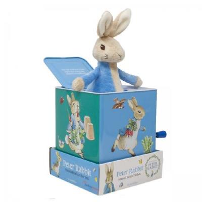 Peter Rabbit Musical Cot Mobile Beatrix Potter BRAND NEW Rainbow Designs