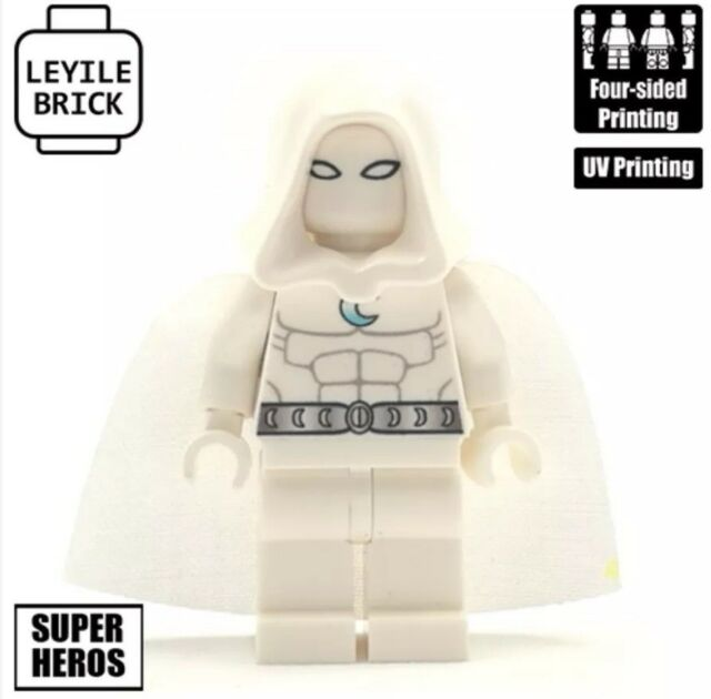 Comic Book Superheroes Custom Mini Figures Moon Knight
