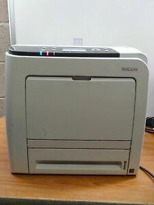 Ricoh Aficio SP C250DN Network Duplex Color Laser Printer - Fuser Error