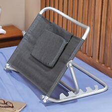 Adjustable Bed Rest Back Support Wedge Pillow Bedrest Backrest Cushion Reading