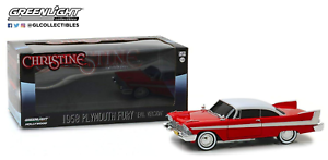 1958 Plymouth Fury Christine Evil  84082  Greenlight  1 24 scale Limited Edition