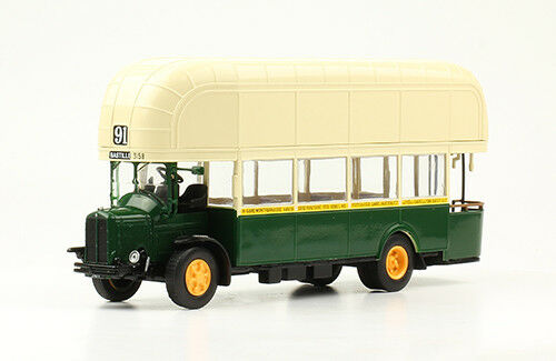 Bus  Renault TN4 F - France (1940)   1 43 New & Box diecast model