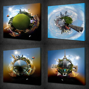 PLANET-ISTANBUL-LONDON-PARIS-CANVAS-PICTURE-PRINT-WALL-ART-FREE-FAST-UK-DELIVERY