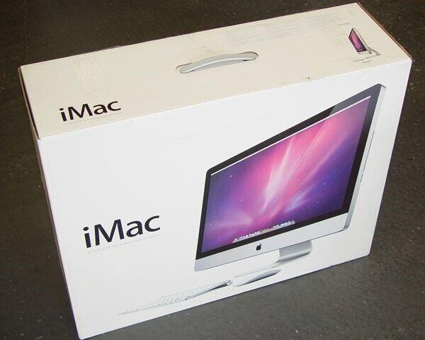 iMac, 27-mid 2011, 2,7 GHz