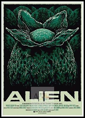 Alien  10   Horror Movie Posters Classic /& Vintage Cinema