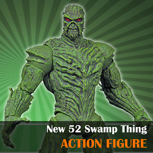 DC Collectibles New 52 Justice League Dark Swamp Thing Action Figure